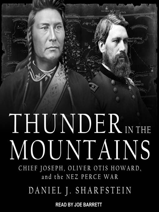 Title details for Thunder in the Mountains by Daniel Sharfstein - Available