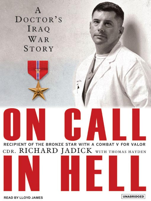 Title details for On Call in Hell by Thomas Hayden - Wait list