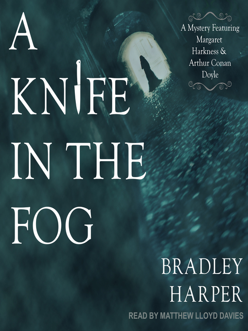 Cover of A Knife in the Fog