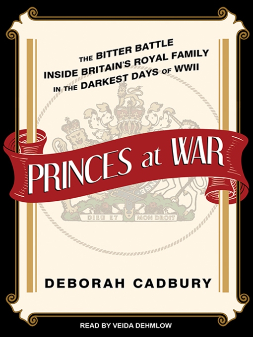 Cover of Princes at War