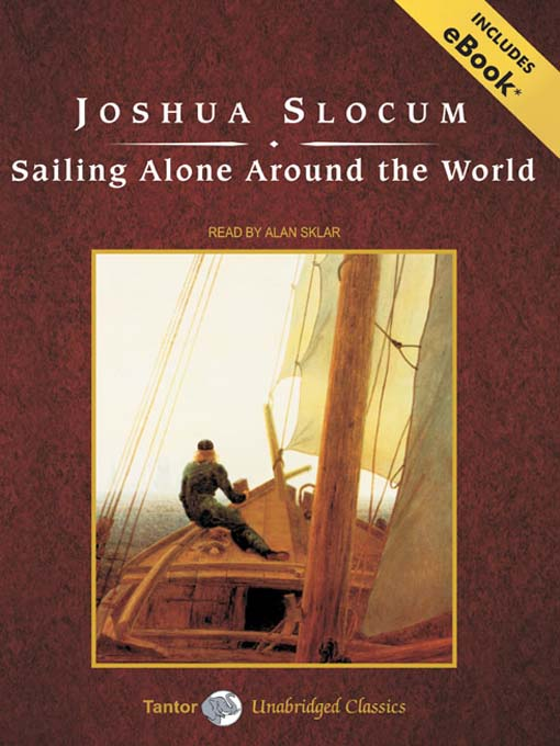 Cover of Sailing Alone Around the World