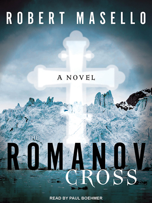 Cover of The Romanov Cross