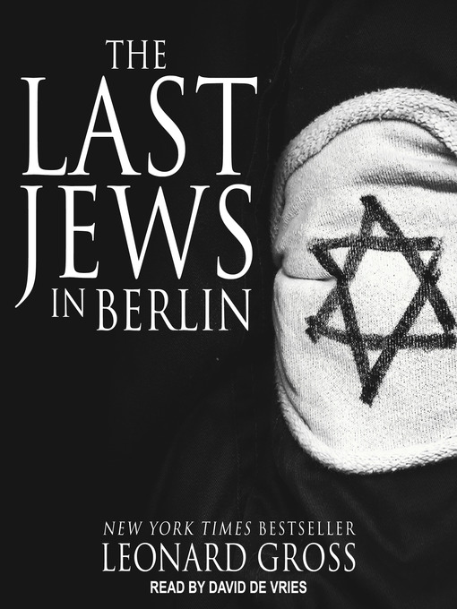 Cover of The Last Jews in Berlin