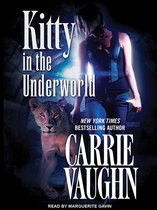 Cover of Kitty in the Underworld