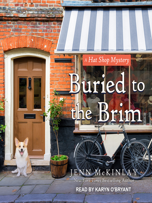 Title details for Buried to the Brim by Jenn McKinlay - Wait list