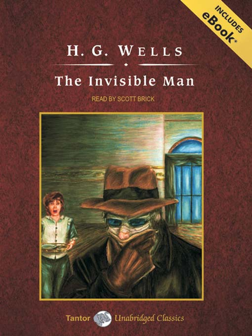 Title details for The Invisible Man by H. G. Wells - Wait list