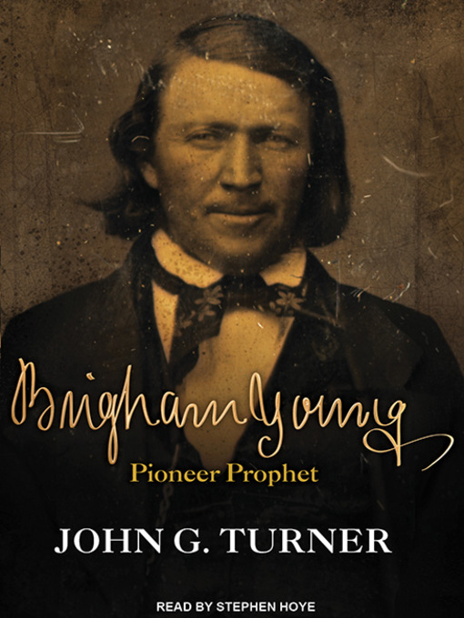 Cover of Brigham Young