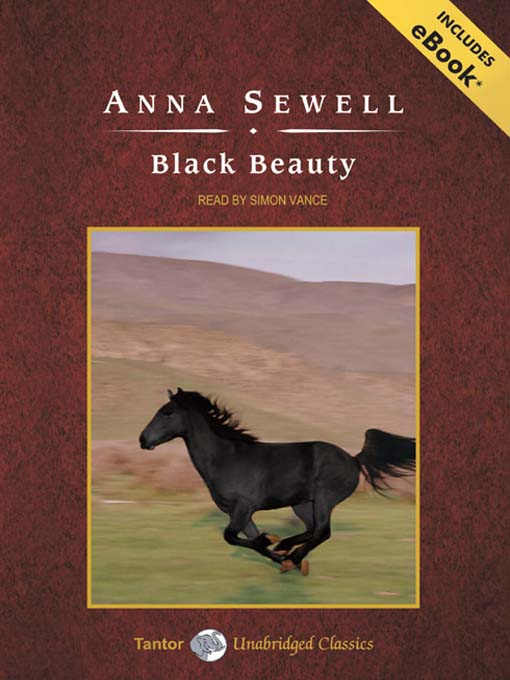 black beauty book report The book black beauty by anna sewell was first published in 1877 when it appeared it helped to persuade many people to treat animals better as.