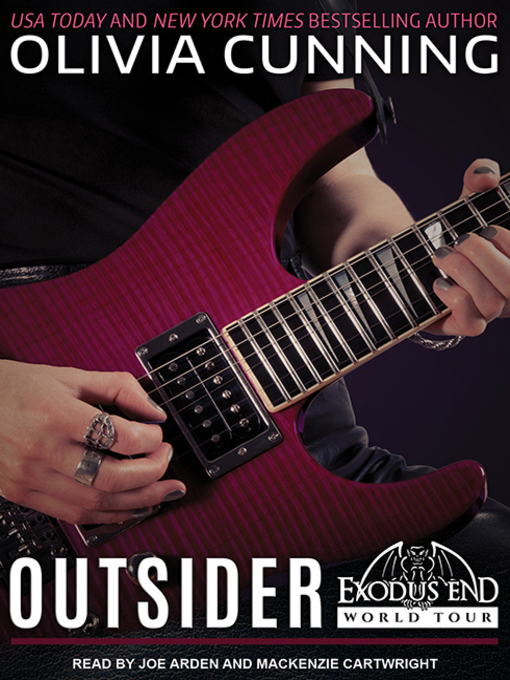 Title details for Outsider by Olivia Cunning - Available
