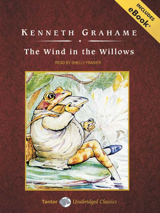 Cover image for book: The Wind in the Willows