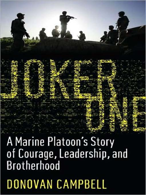 Cover of Joker One