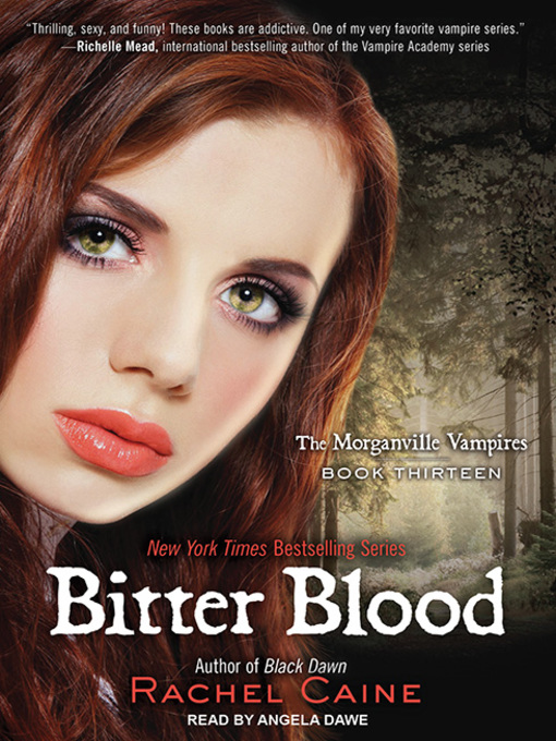 Cover of Bitter Blood