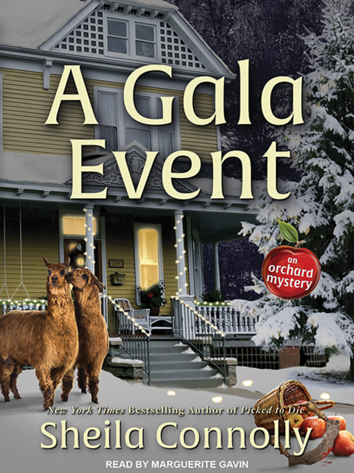 Title details for A Gala Event by Sheila Connolly - Wait list