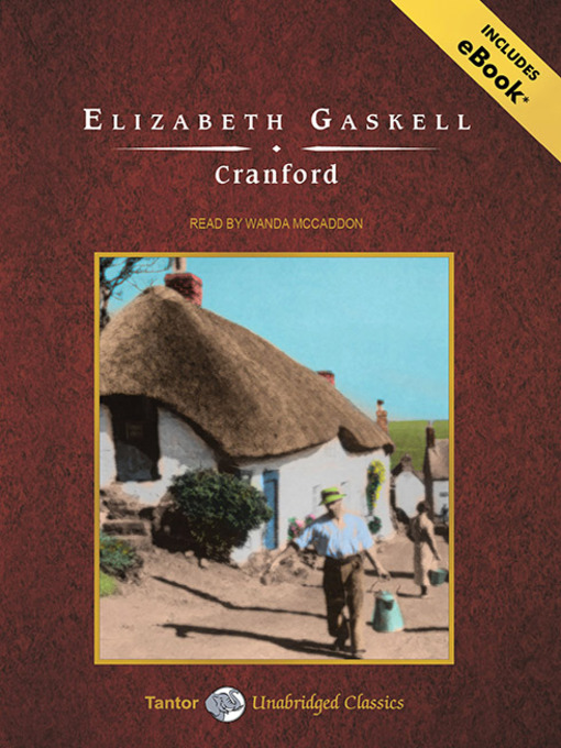 Title details for Cranford by Elizabeth Gaskell - Wait list