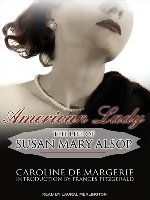 Title details for American Lady by Caroline de Margerie - Available
