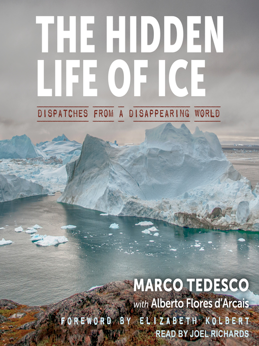 Cover image for book: The Hidden Life of Ice