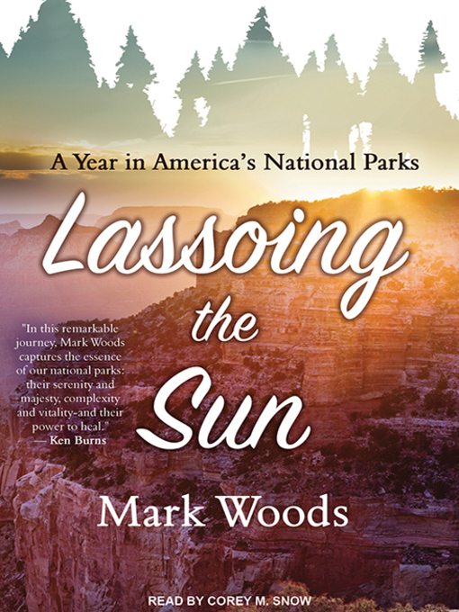 Title details for Lassoing the Sun by Mark Woods - Wait list