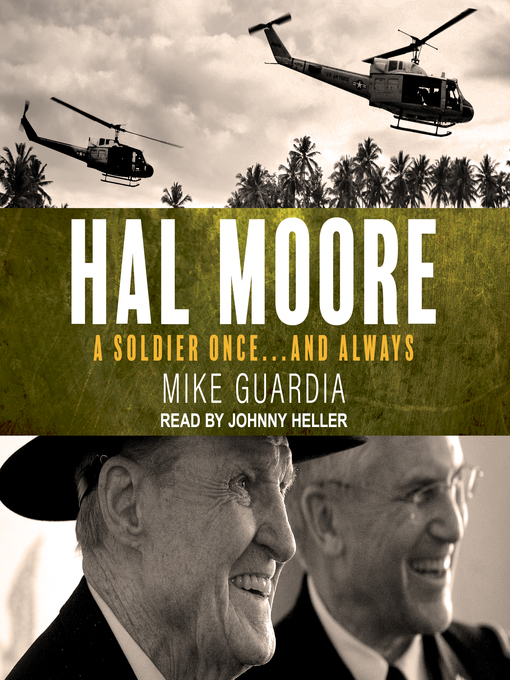 Title details for Hal Moore by Mike Guardia - Wait list