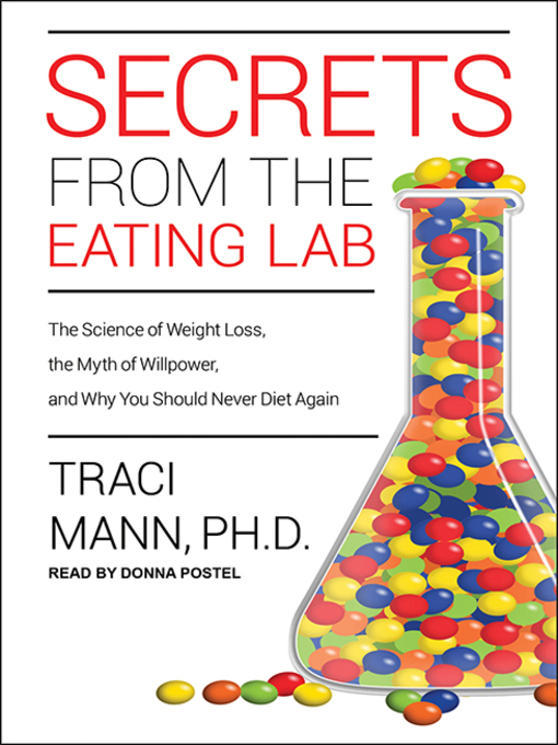Cover of Secrets from the Eating Lab