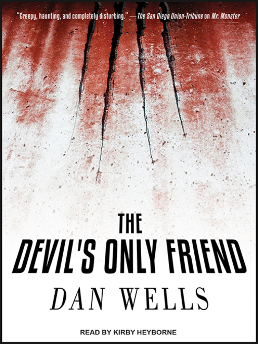 Cover of The Devil's Only Friend