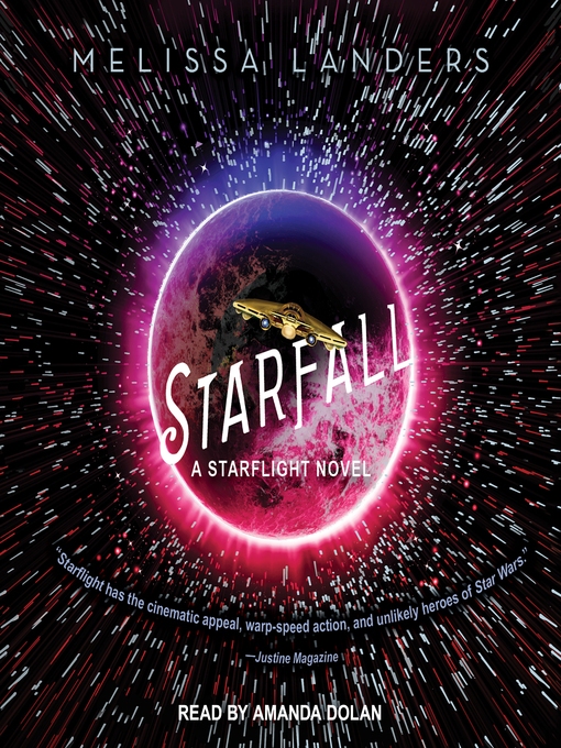 title details for starfall by melissa landers wait list - Free Starfallcom