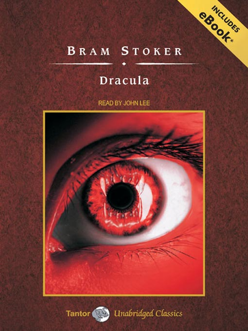 Cover of Dracula