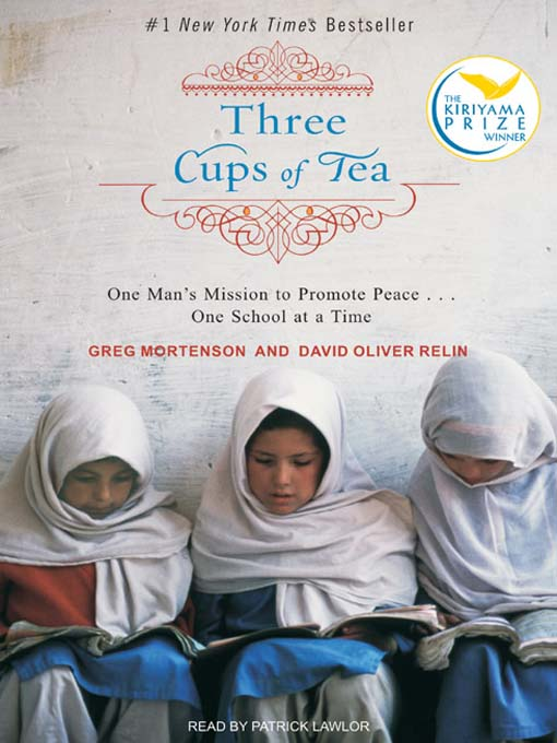 Title details for Three Cups of Tea by Greg Mortenson - Available