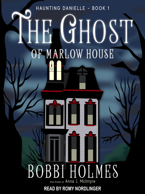Cover of The Ghost of Marlow House
