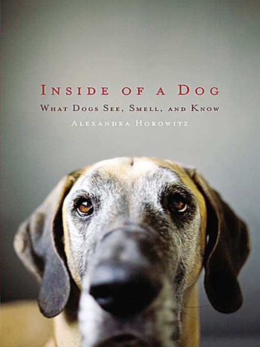 Title details for Inside of a Dog by Alexandra Horowitz - Wait list