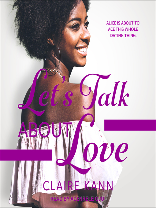 Title details for Let's Talk About Love by Claire Kann - Available