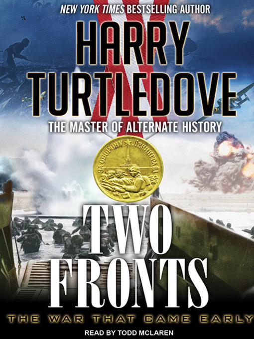 Title details for Two Fronts by Harry Turtledove - Available