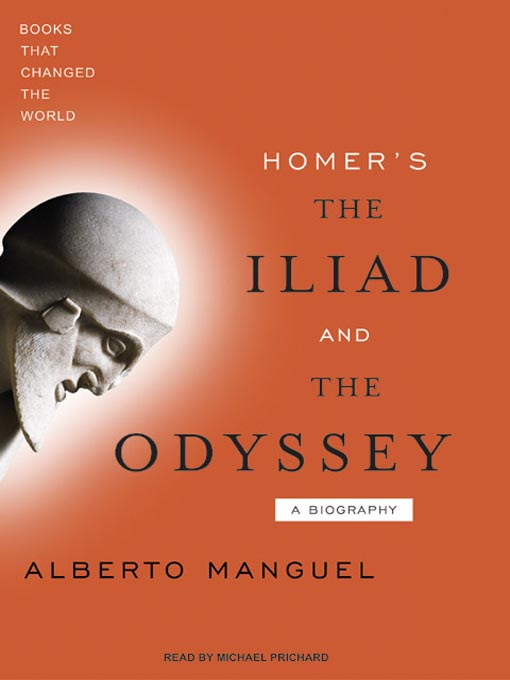 comparing of homers monumental epics the iliad and the odyssey