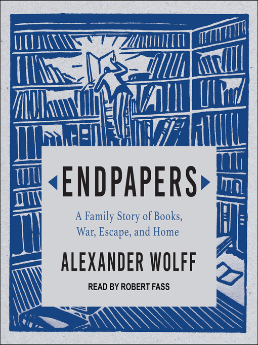 Title details for Endpapers by Alexander Wolff - Wait list
