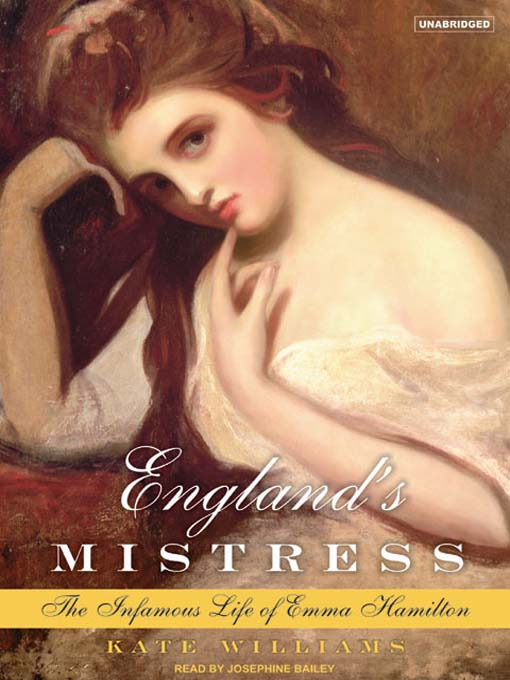 Cover image for England's Mistress