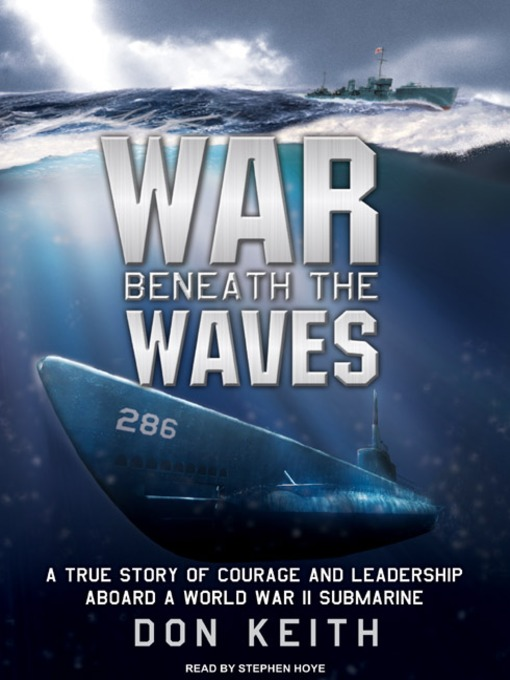 Title details for War Beneath the Waves by Don Keith - Wait list
