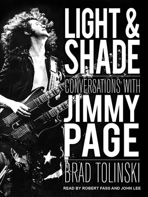Title details for Light & Shade by Brad Tolinski - Available