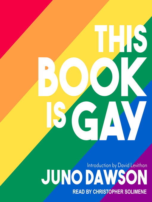 Image: This Book Is Gay