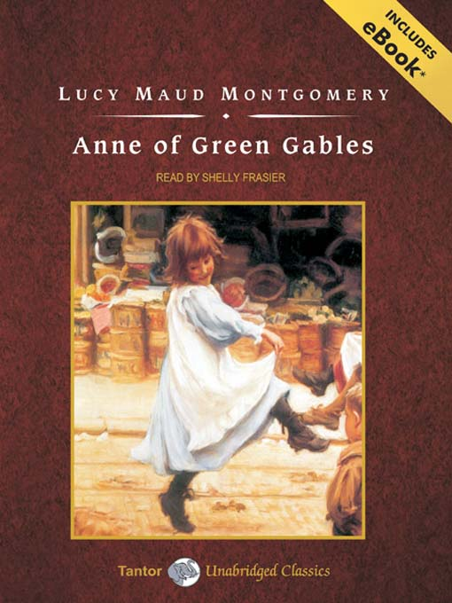 Title details for Anne of Green Gables by L. M. Montgomery - Wait list