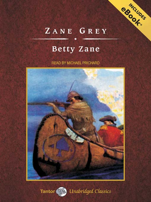 Cover of Betty Zane