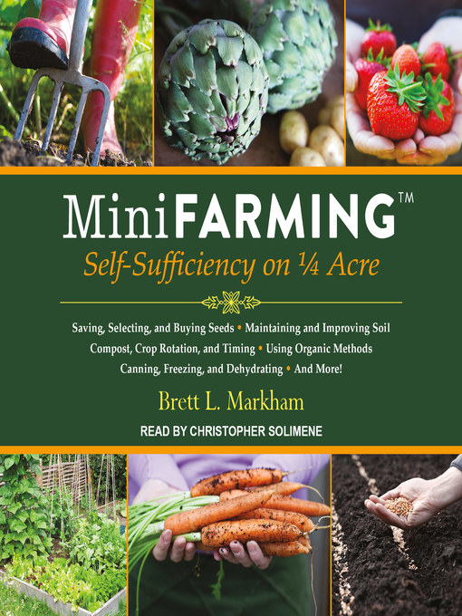 Title details for Mini Farming by Brett L. Markham - Available