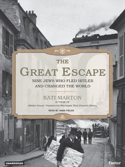 Title details for The Great Escape by Kati Marton - Available