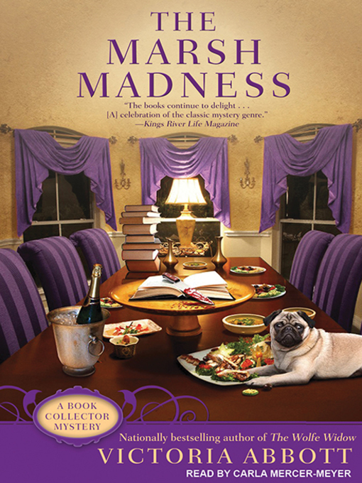 Cover of The Marsh Madness