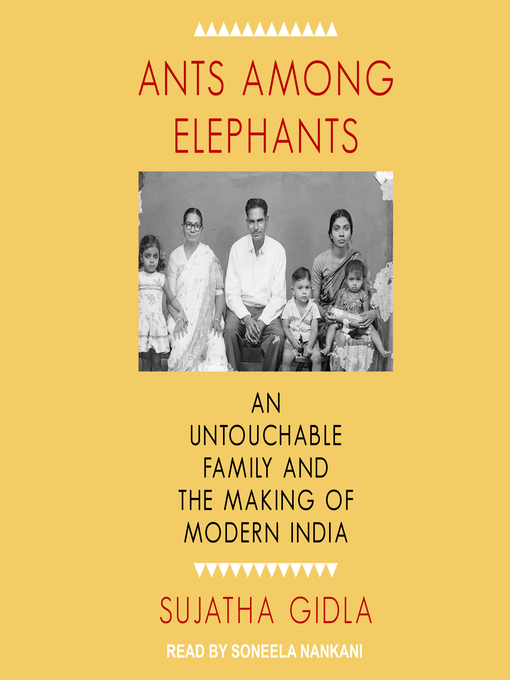 Title details for Ants Among Elephants by Sujatha Gidla - Wait list
