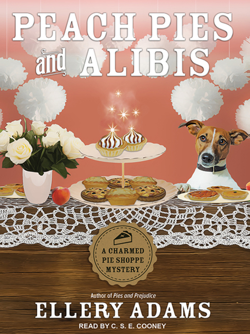 Title details for Peach Pies and Alibis by Ellery Adams - Wait list