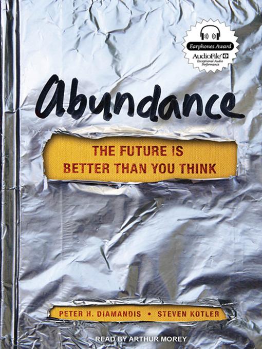 Title details for Abundance by Peter H. Diamandis - Wait list
