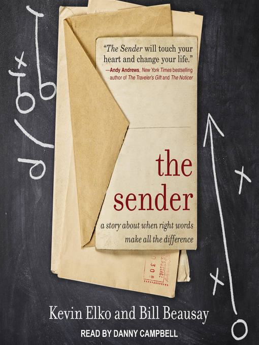 Title details for The Sender by Bill Beausay - Available