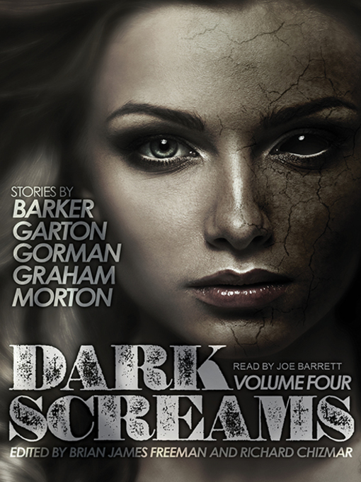 Cover of Dark Screams: Volume Four