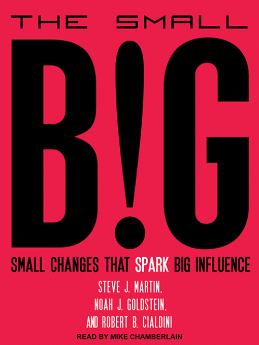 Cover of The Small Big