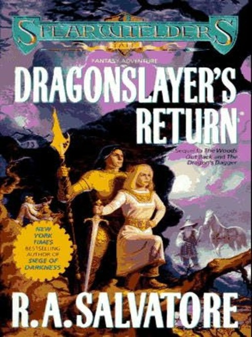 Cover of Dragonslayer's Return