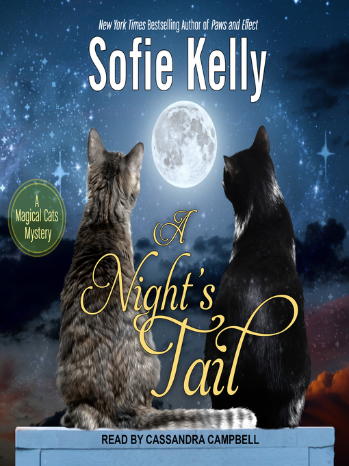 Title details for A Night's Tail by Sofie Kelly - Wait list